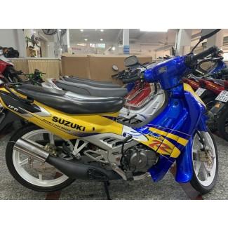Bán Xe Suzuki Satria 120cc Sản Xuất 2004