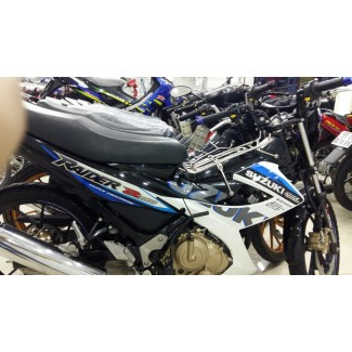 Xe Suzuki Raider 150cc Đời 2016