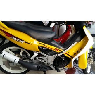 Bán Xe Suzuki Sport RGX 120 Đời 2005 - Số Đẹp 24949