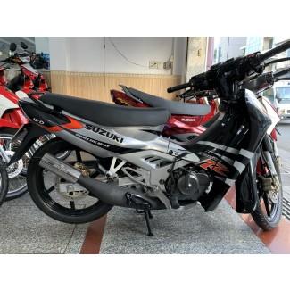 Bán Xe Suzuki Satria 120 Đời 2001 - BS 66202