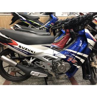 Bán Xe Suzuki Sport Đời 1998 Lên Satria