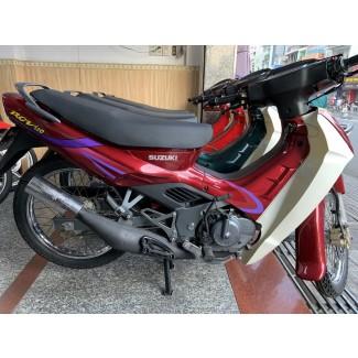 Bán Xe Suzuki Sport RGV 120 Đời 2001 - BS 00088