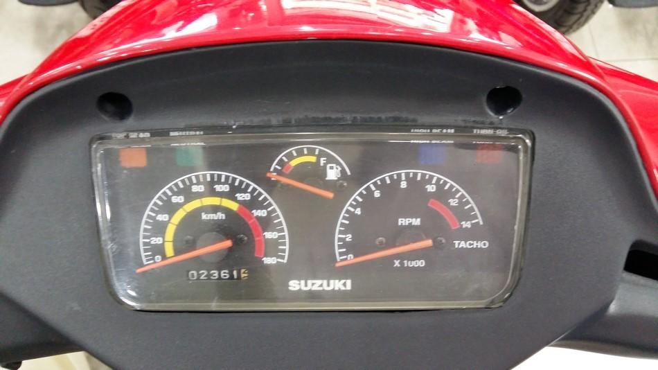 suzuki sport 120 1998 4