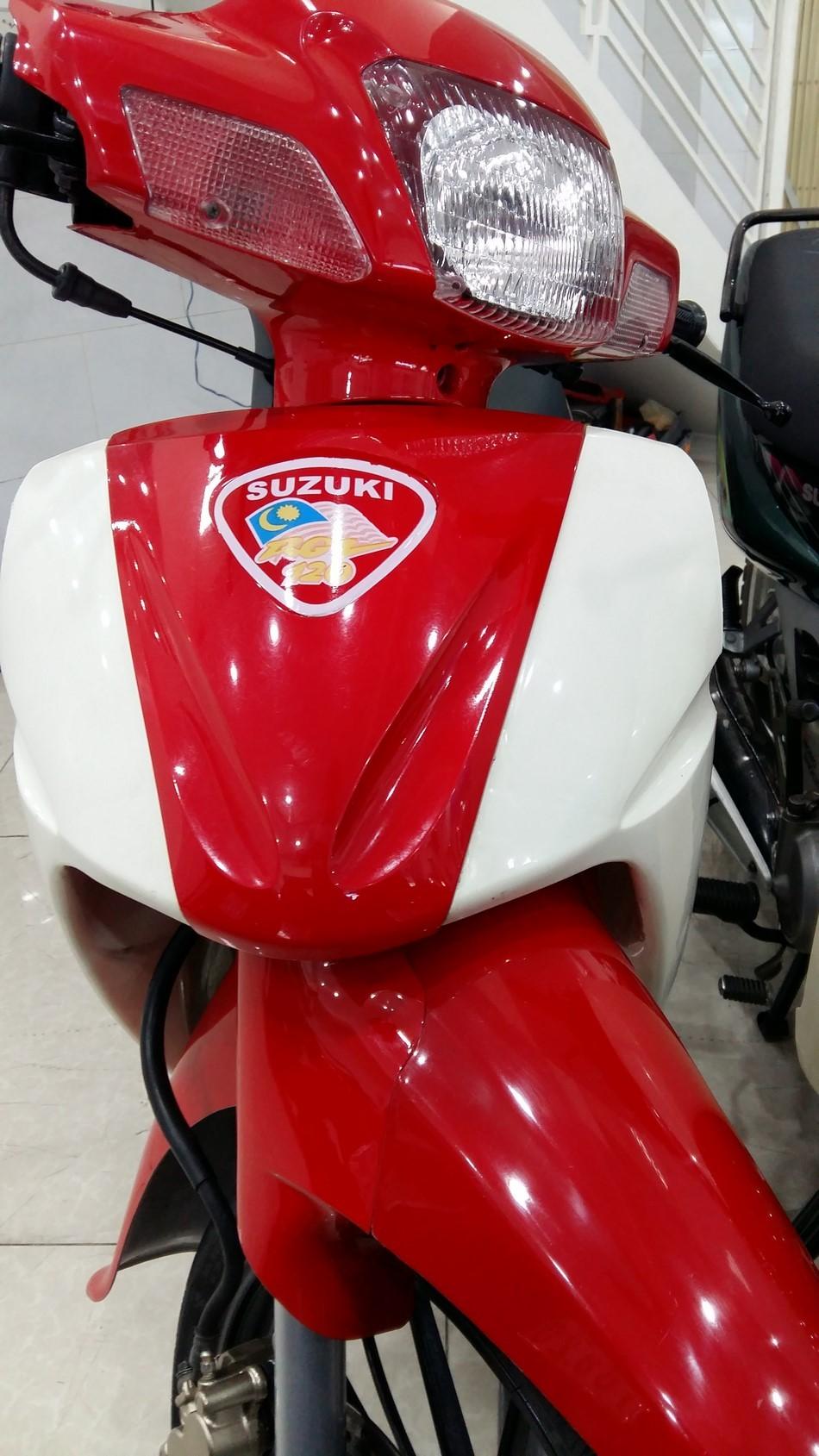 suzuki sport 120 1998 5